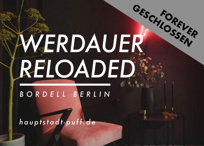Wartebereich Werdauer Reloaded Bordell Berlin