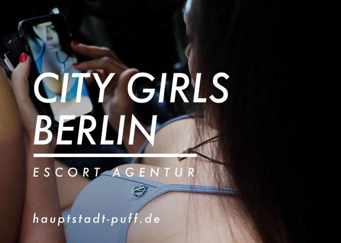 Mitarbeiterin bei der City Girls Berlin Escort Agentur