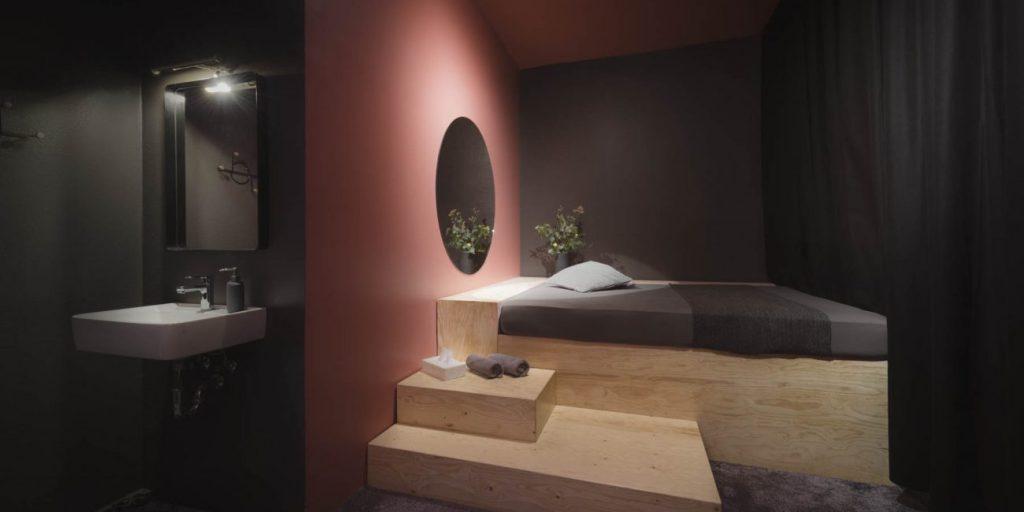 Design-Zimmer im Werdauer Reloaded Bordell
