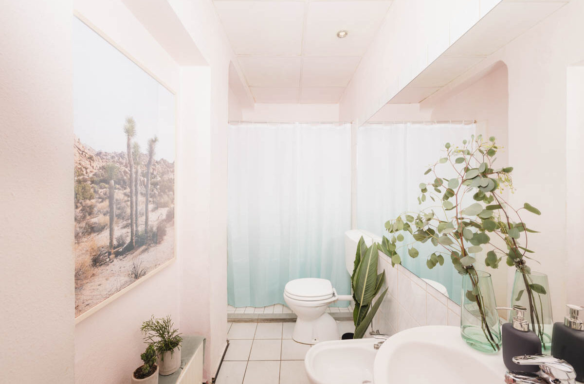 Badezimmer Bordell